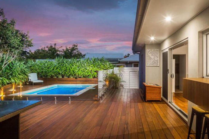 Pool and Deck Renovation by Seaside