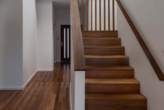 Stairs Renovation by Seaside