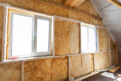 Adding Insulation in a House